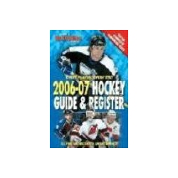 Hockey Guide & Register Every Player Every Stat 2006-2007