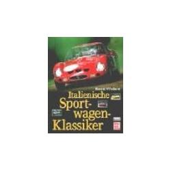 Italienische Sportwagen-Klassiker Po niemiecku