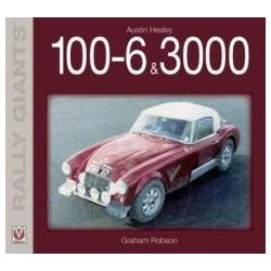 Austin Healey 100-6 & 3000 Robson Graham Szycie, krawiectwo