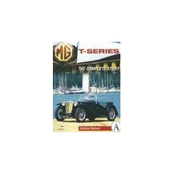 MG T-Series The Complete Story Robson Graham Kalendarze ścienne