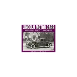 Lincoln Motor Cars 1920-1942 Photo Archive  Lotnictwo
