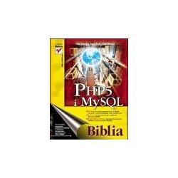 PHP5 i MySQL Biblia Tim Converse Joyce Park Clark Morgan Programowanie