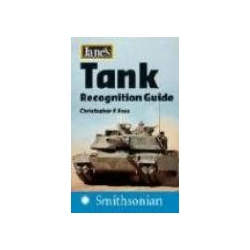 Jane's Tank Recognition Guide Foss Christopher encyklopedia czołgów czołgi świata