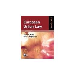 European Union Law Textbook Berry Elspeth Hargreaves Sylvia prawo unii europejskiej Pozostałe