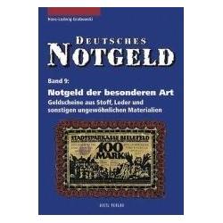Deutsches Notgeld Band 9 Grabowski Hans Ludwig