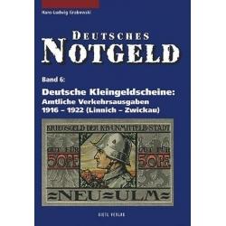 Deutsches Notgeld Band 5 + 6 Grabowski Hans Ludwig