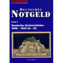 Deutsches Notgeld 1 + 2 Grabowski Hans Ludwig Mehl Manfred Pozostałe
