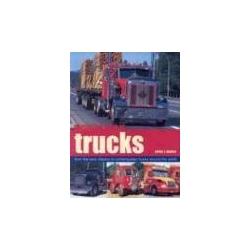 Illustrated Book of Trucks Davies Peter J Kalendarze ścienne