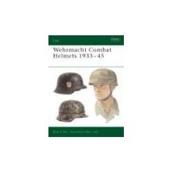 Wehrmacht Combat Helmets 1933-45 Bell Brian C OSPREY