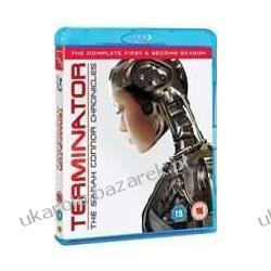 Terminator - The Sarah Connor Chronicles - Series 1-2 (Blu-Ray) Lena Headey,  Summer Glau,  Richard T. Jones,  Thomas Dekker and  Garret Dillahunt Płyty Blu-ray