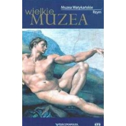 Wielkie muzea Muzea Watykańskie Rzym tom 1 album Rzeczpospolita Kalendarze ścienne