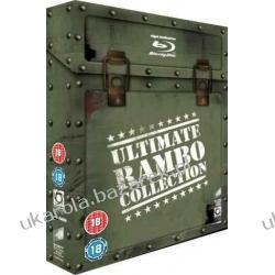 Ultimate Blu-Ray Rambo Collection (4 Discs) (Blu-ray)