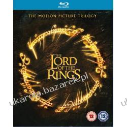 Lord of the Rings: The Motion Picture Trilogy Blu-ray
