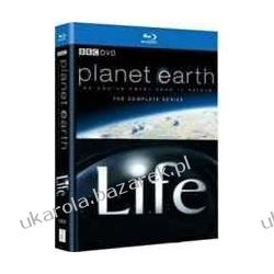 Planet Earth Life (Blu-Ray) planeta ziemia II wojna światowa