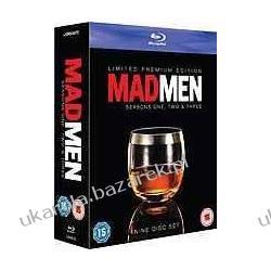 Mad Men - Season 1-3 (Blu-Ray) Pozostałe