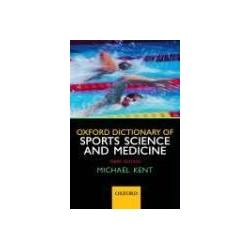Oxford Dictionary of Sports Science and Medicine Kent Michael Kalendarze ścienne