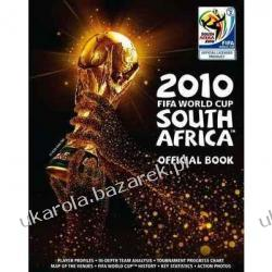 2010 FIFA World Cup South Africa Official Book  Keir Radnedge mistrzostwa świata RPA