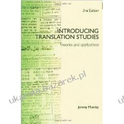 Introducing Translation Studies Munday Jeremy textbook translation Pozostałe