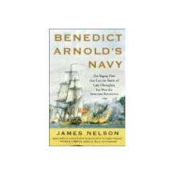 Benedict Arnold's Navy Nelson James L Mcgraw Hill Publ.Comp. Historyczne