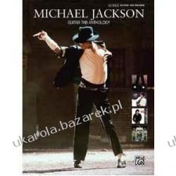 Michael Jackson Guitar TAB Anthology Pozostałe