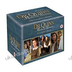 Serial Dr. Quinn Medicine Woman complete seasons 1-6 komplet Joe Lando and Jane Seymour Doktor Quinn