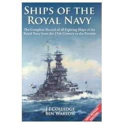 Ships of the Royal Navy A Complete Record of All Fighting Ships  Pozostałe