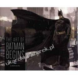 The Art of Batman Begins   Pozostałe