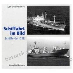Schiffahrt im Bild. Schiffe der DSR Detlefsen Gert Uwe Kalendarze ścienne