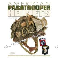 American Paratrooper Helmets Michel De Trez amerykańskie hełmy Pozostałe