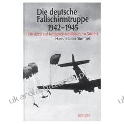 Die deutsche Fallschirmtruppe 1942-1945  Zagraniczne