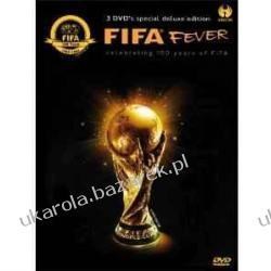 Fifa Fever: Celebrating 100 Years Of Fifa: 3dvd: Box Set mistrzostwa świata w piłce nożnej film DVD