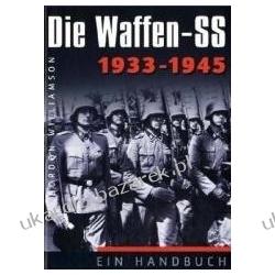 Die Waffen-SS Williamson Gordon Handbook