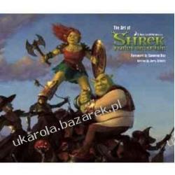 The Art of Shrek Forever After Jerry Schmitz Cameron Diaz