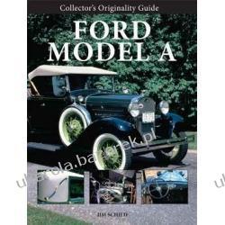 Collector's Originality Guide Ford Model A   Kalendarze ścienne