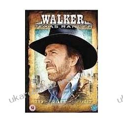 Serial Strażnik teksasu sezon 1 Walker Texas Ranger first season DVD Chuck Norris Pozostałe