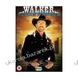Serial Strażnik teksasu sezon 2 Walker Texas Ranger second season DVD Chuck Norris