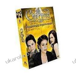 Serial Charmed Season 7 czarodziejki sezon siódmy DVD Holly Marie Combs and Alyssa Milano Rose McGowan