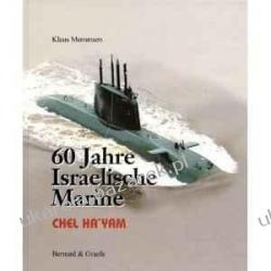 60 Jahre Israelische Marine Klaus Mommsen Kalendarze ścienne