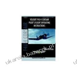 Vought F4u-4 Corsair Fighter Pilot's Flight Manual Film Com Periscope Zagraniczne