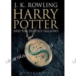 Harry Potter and the Deathly Hallows Adult Edition Joanne K. Rowling Pozostałe