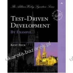 Test Driven Development The Addison-Wesley signature series Kent Beck Kalendarze ścienne