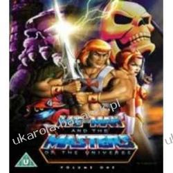 He-Man And The Masters Of The Universe - Vols. 1-3 3DVD Kalendarze ścienne