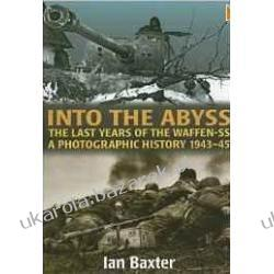 Into the Abyss The Last Years of the Waffen SS 1943-45 A Photographic History  Sztuka, malarstwo i rzeźba