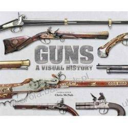 Guns a Visual History Chris McNabb Dorling Kindersley Kalendarze ścienne