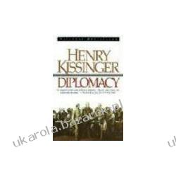 Diplomacy Kissinger Henry dyplomacja