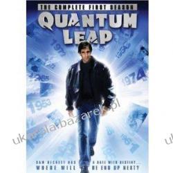 Serial Zagubiony w czasie Quantum Leap The Complete First Season Pozostałe