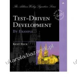 Test Driven Development The Addison-Wesley signature series Kent Beck