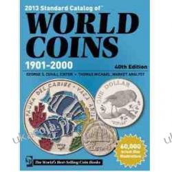 2013 Standard Catalog of World Coins 1901-2000 Bruce Colin R.