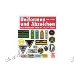 Uniformen und Abzeichen des deutschen Heeres 1933-1945 Davis Brian Leigh Broń pancerna