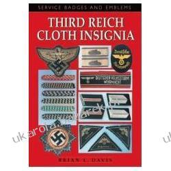 Third Reich Cloth Insignia  Davis Brian L. Historyczne